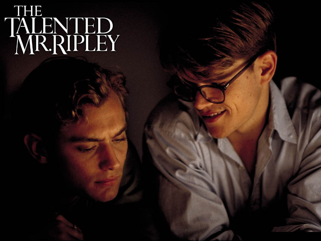 The Talented Mr. Ripley (1999) Movie Poster