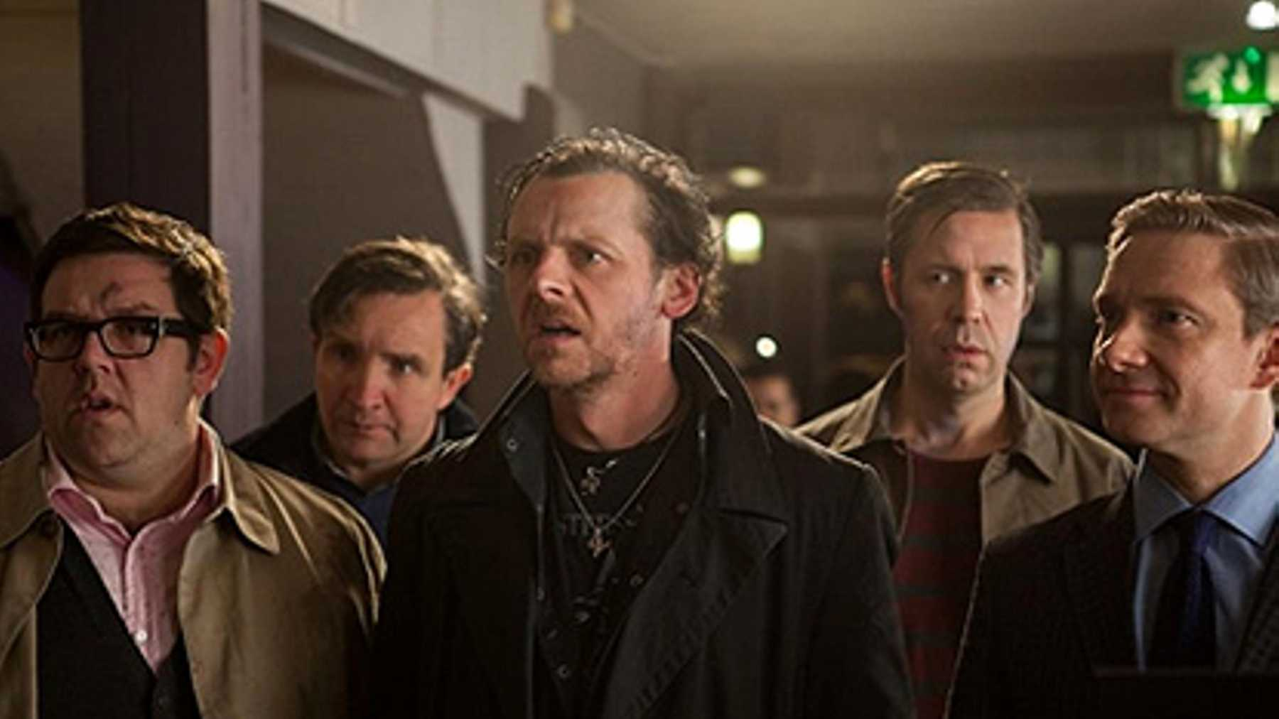 The World's End Movie Scene