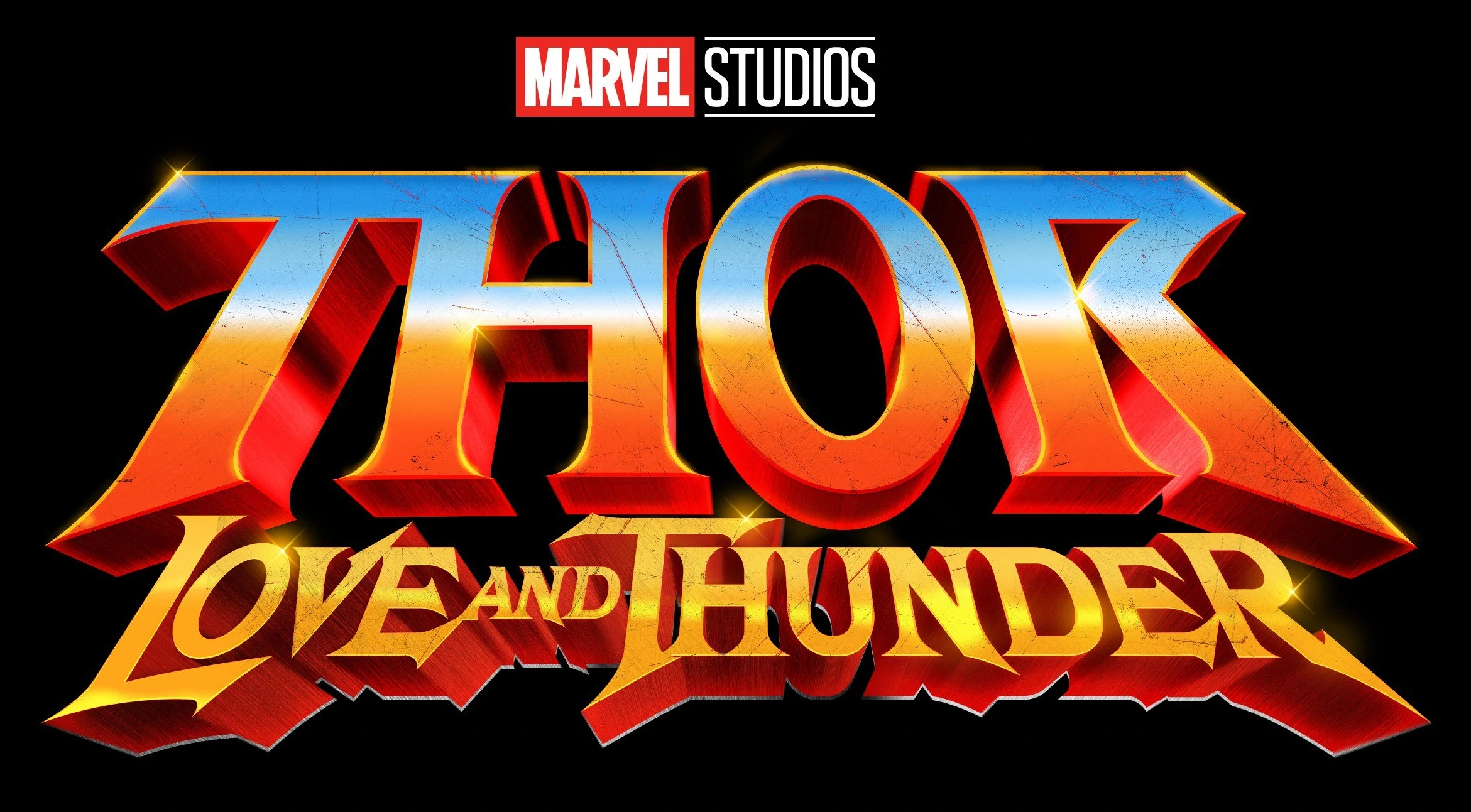 Thor Love and Thunder (2022) Poster