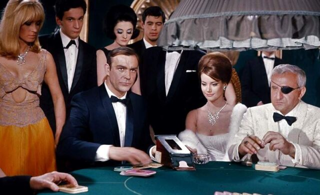 Thunderball (1965) Movie Seen