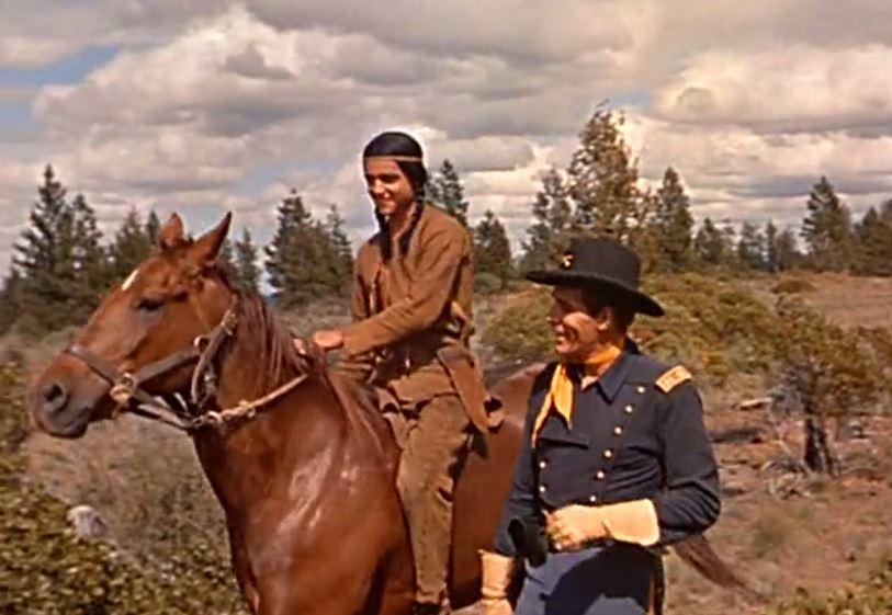Tonka (1958) Movie Scene