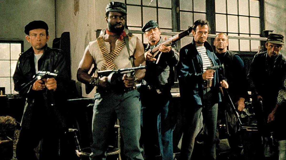 Top Secret! (1984) Movie Seen