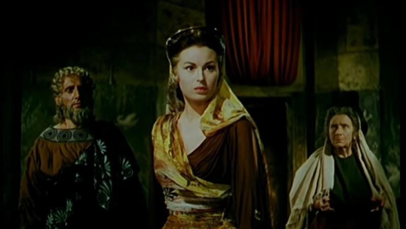 Ulysses (1954) Movie Scene