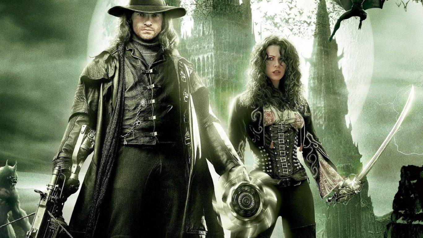 Van Helsing (2004) Poster
