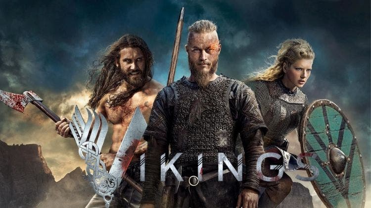 Vikings Season 6 part 2 Poster