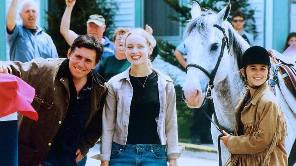 Virginia's Run (2002) Movie Scene