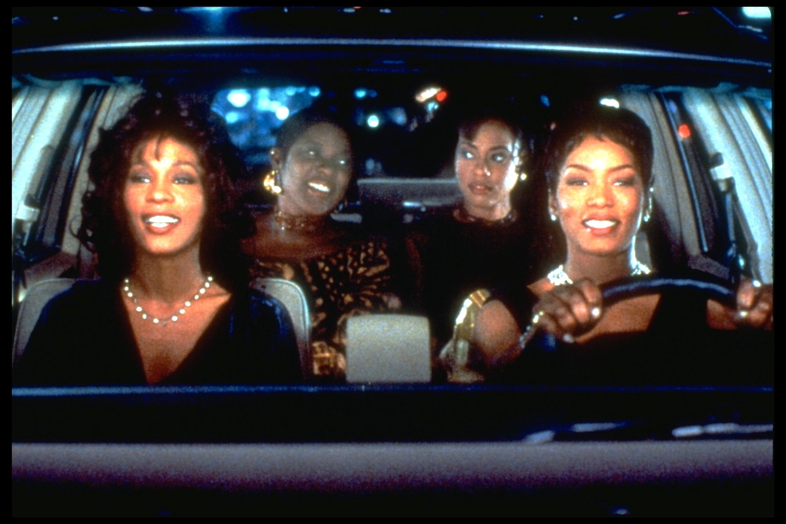 Waiting To Exhale Movie Scene