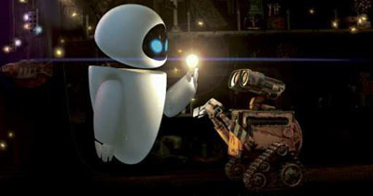 Wall-E Movie Scene