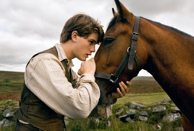 War Horse (2011) Movie Scene