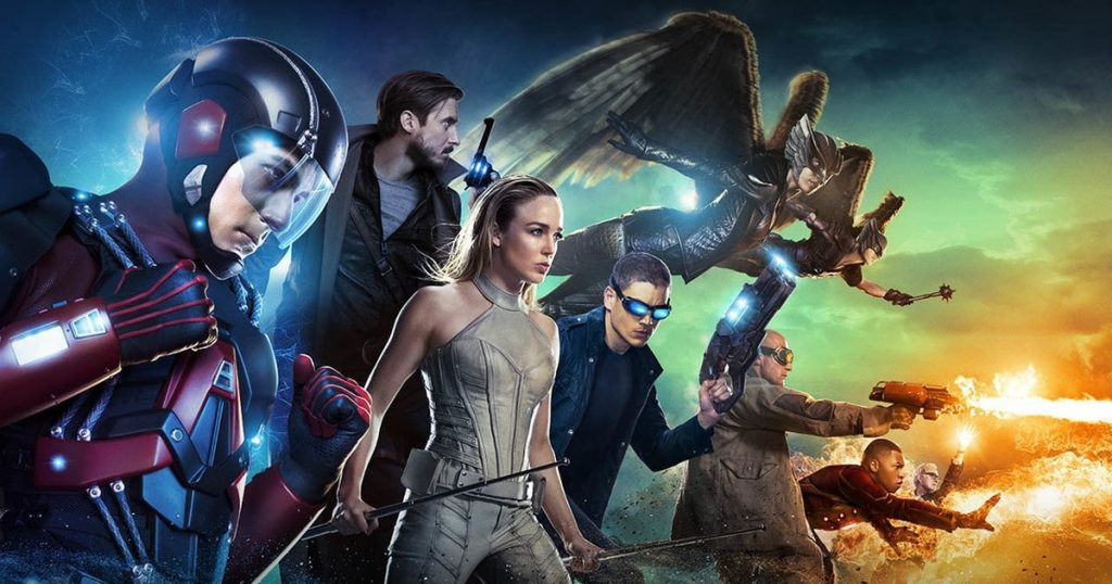 Wave 3: The Entry of The Legends of Tomorrow