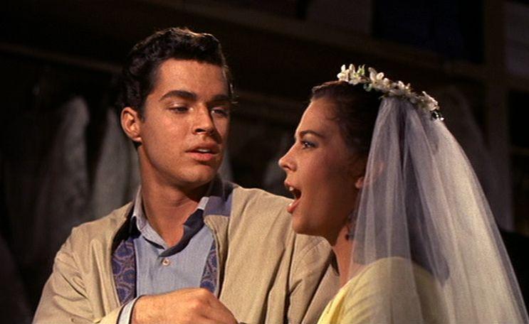 West Side Story (1961) Movie Scene