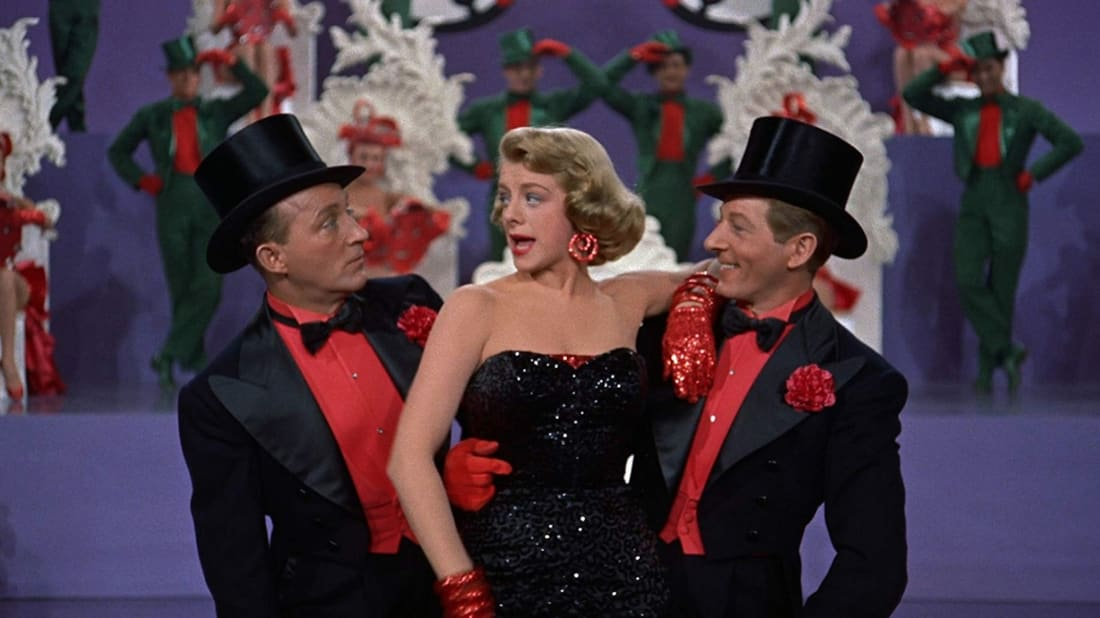 White Christmas (1954) Movie Scene