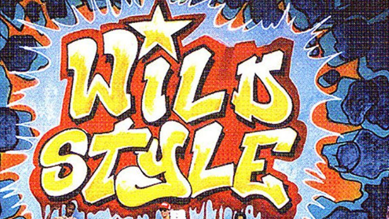 Wild Style Poster