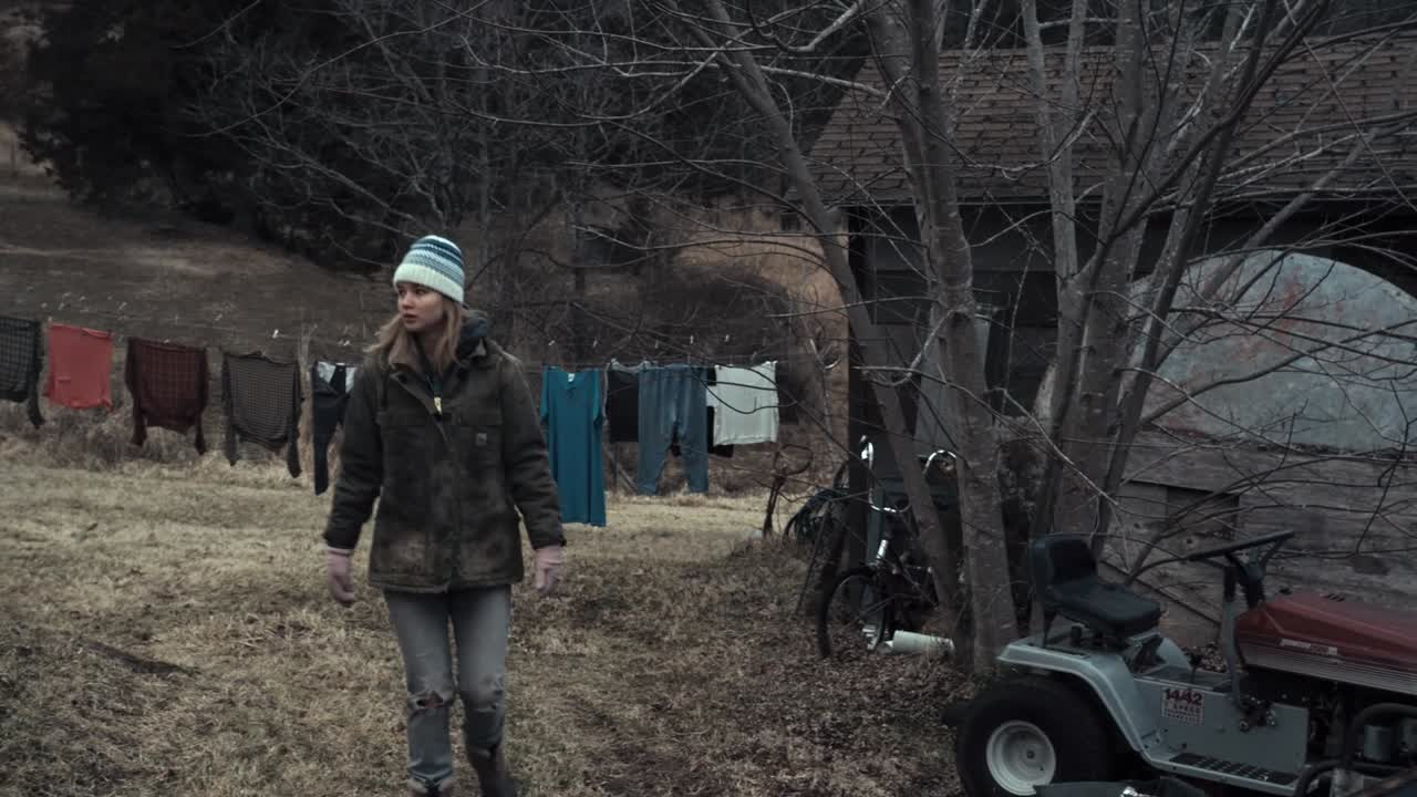 Winter's Bone (2010) Movie Scene