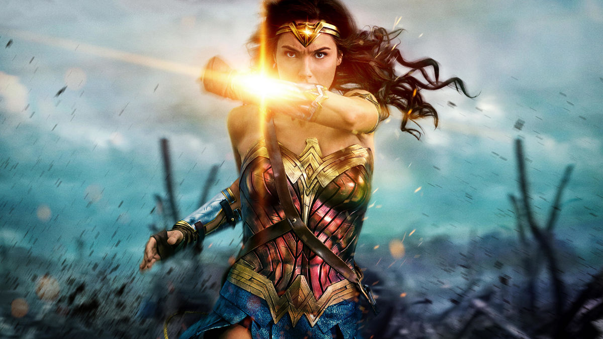 Wonder Woman (2017) Movie Scene