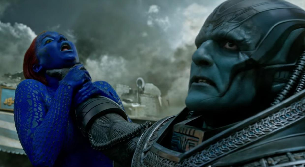 X-Men: Apocalypse (2016) Movie Scene