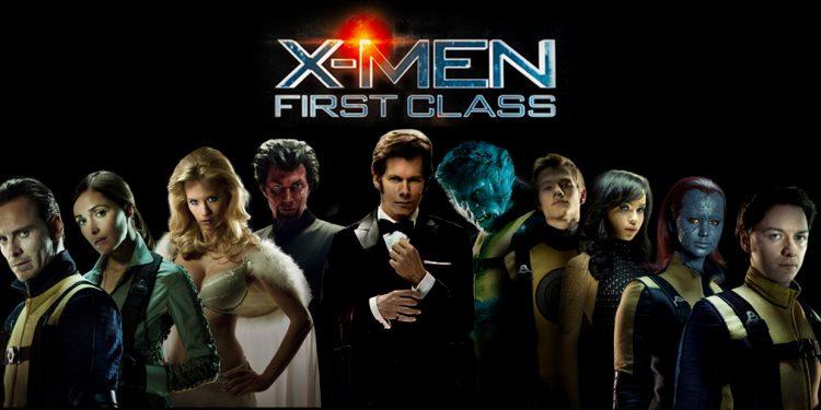 X Men: First Class (2011) Movie Poster