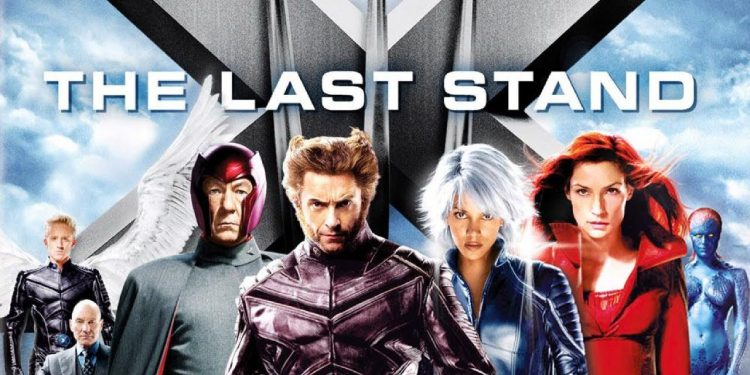 X-Men: The Last Stand (2006) Movie Poster