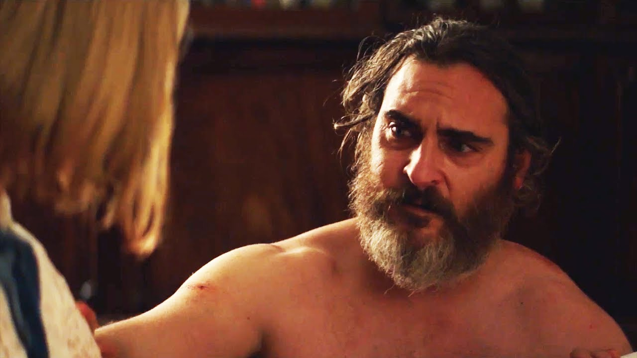 You Were Never Really Here (2017) Movie Scene