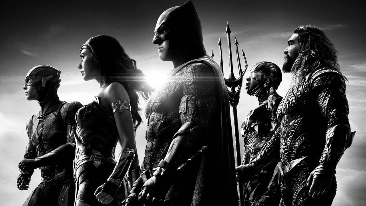 Justice League: Snyder Cut Poster