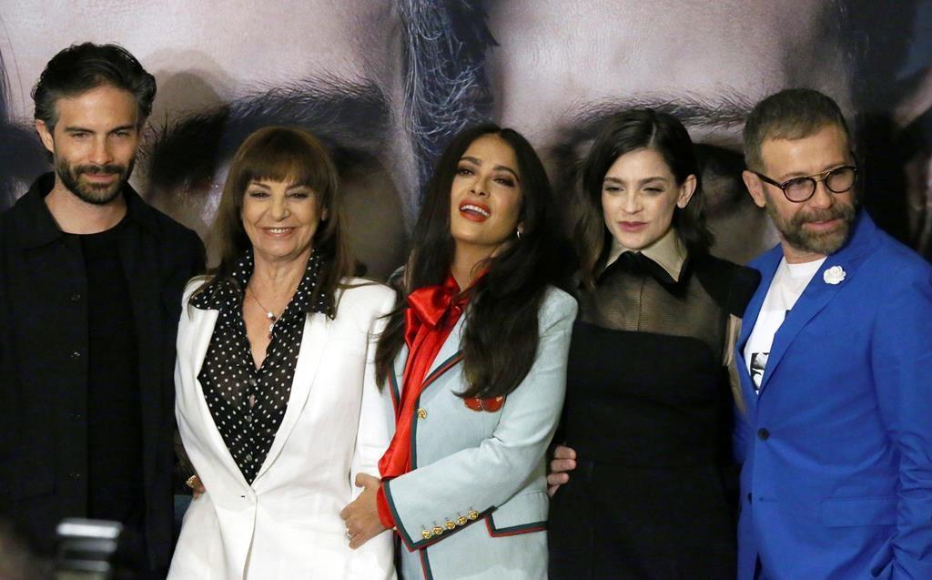 monarca season 2 cast