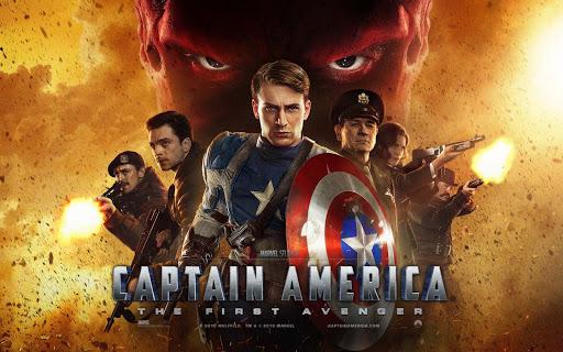 Captain America: The First Avenger (2011) Poster