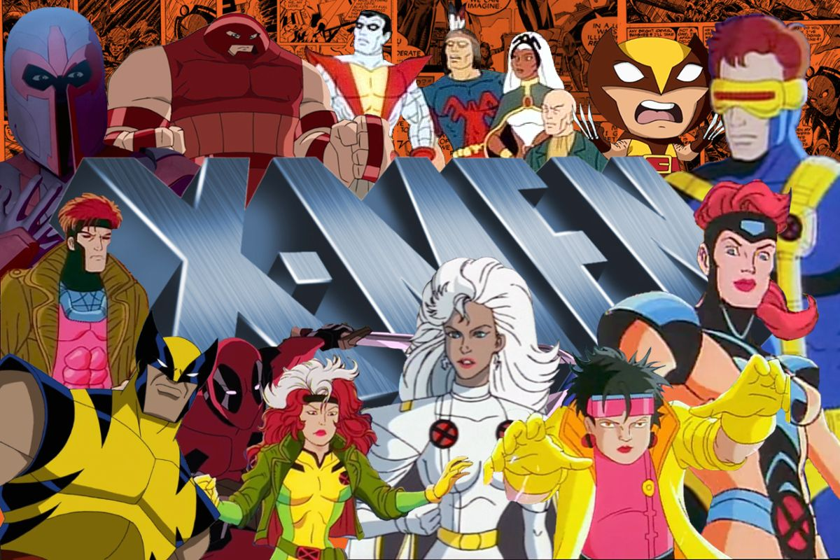 X-men: The Animated Series Poster