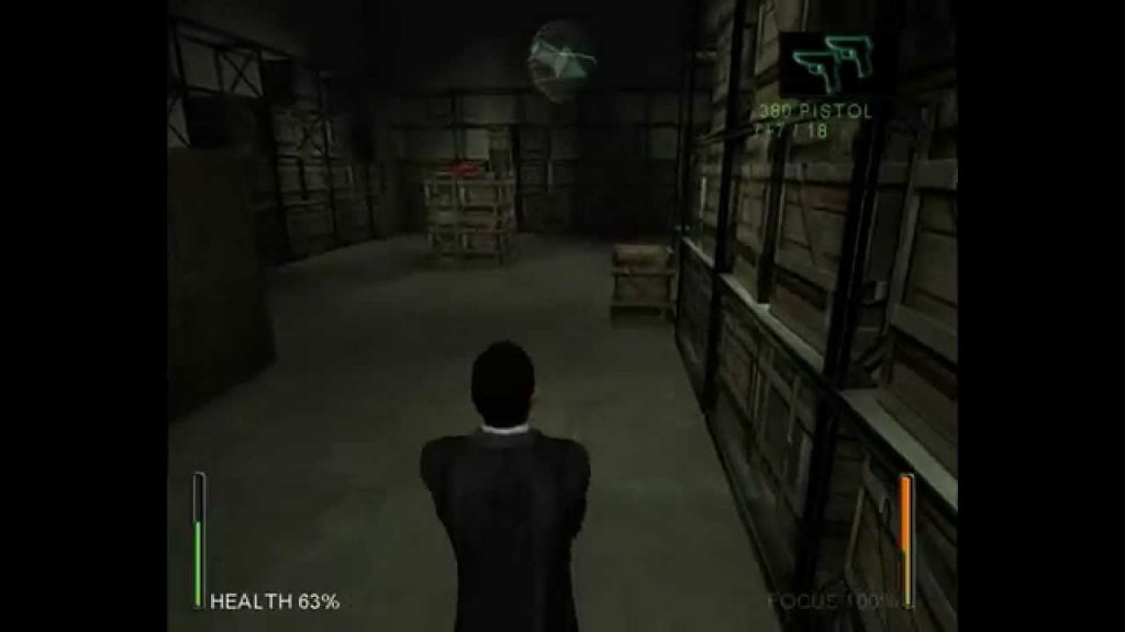 Enter the Matrix (Video Game) - May 2003