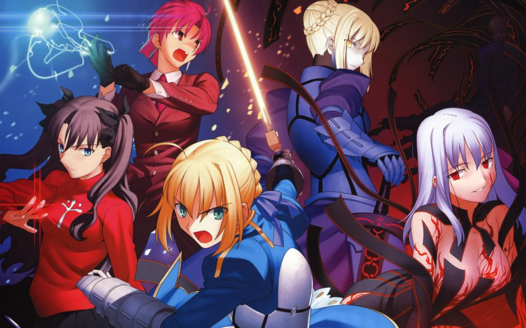 Fate Stay Night (Anime)