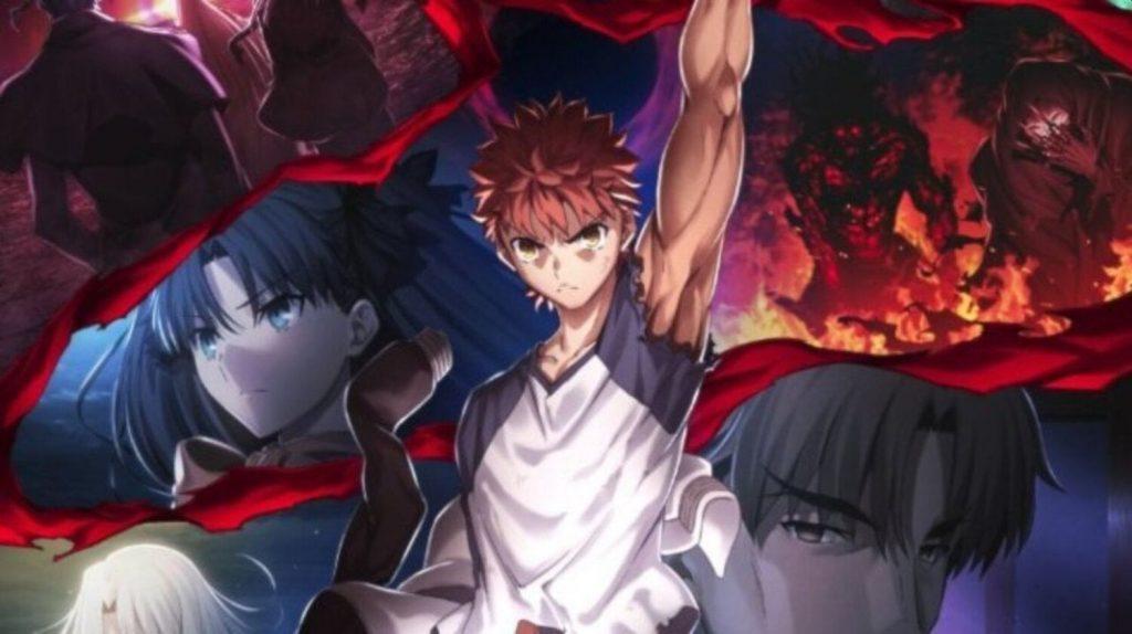Fate Stay Night Heaven's Feel (Movie Trilogy)