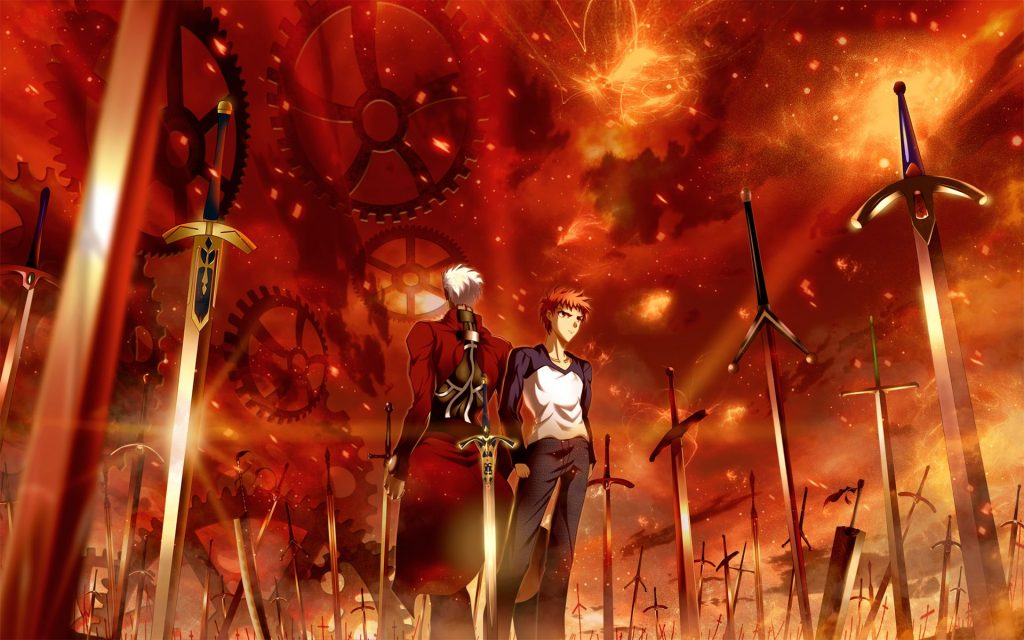 Fate Stay Night Unlimited Blade Works (Movie)