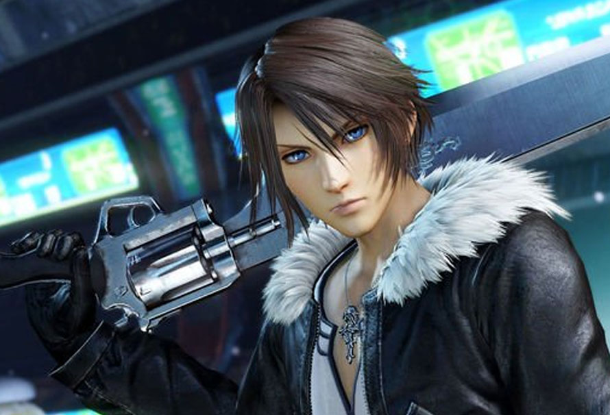 Final Fantasy VIII Gameplay