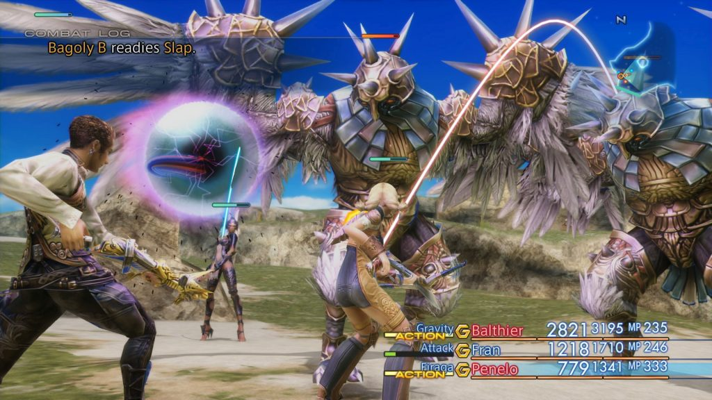 Final Fantasy XII: The Zodiac Age Gameplay
