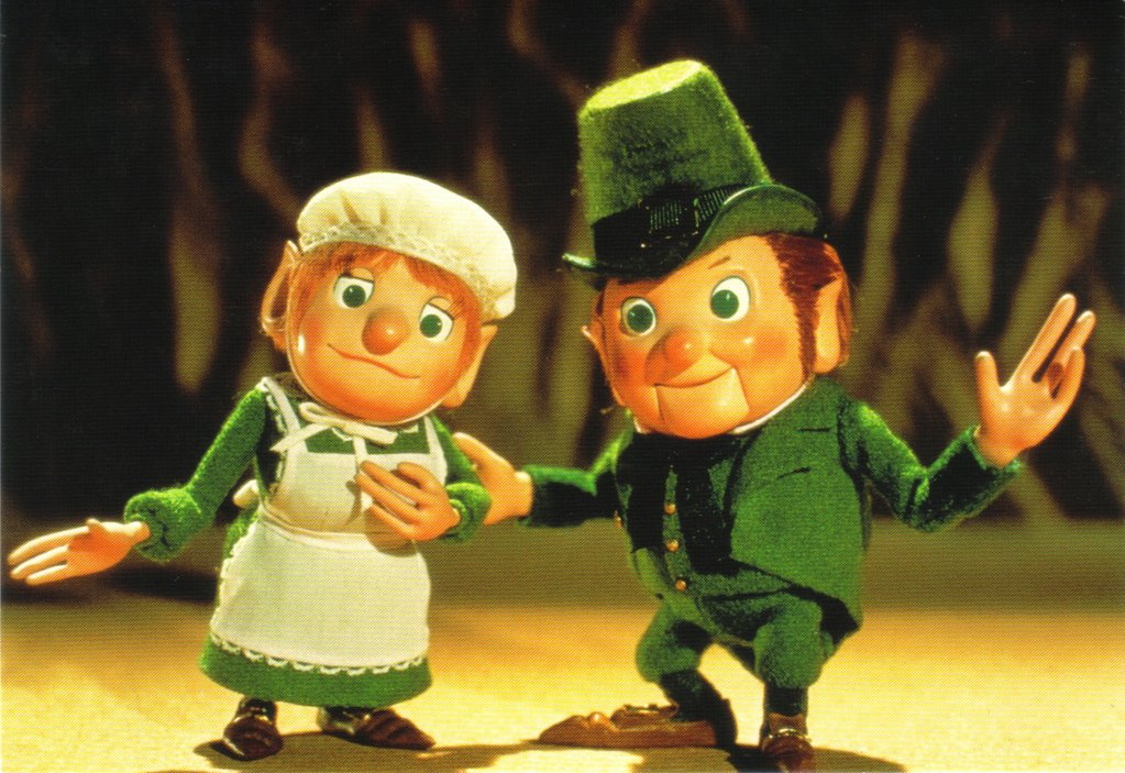 The Leprechauns Christmas Gold (1981)