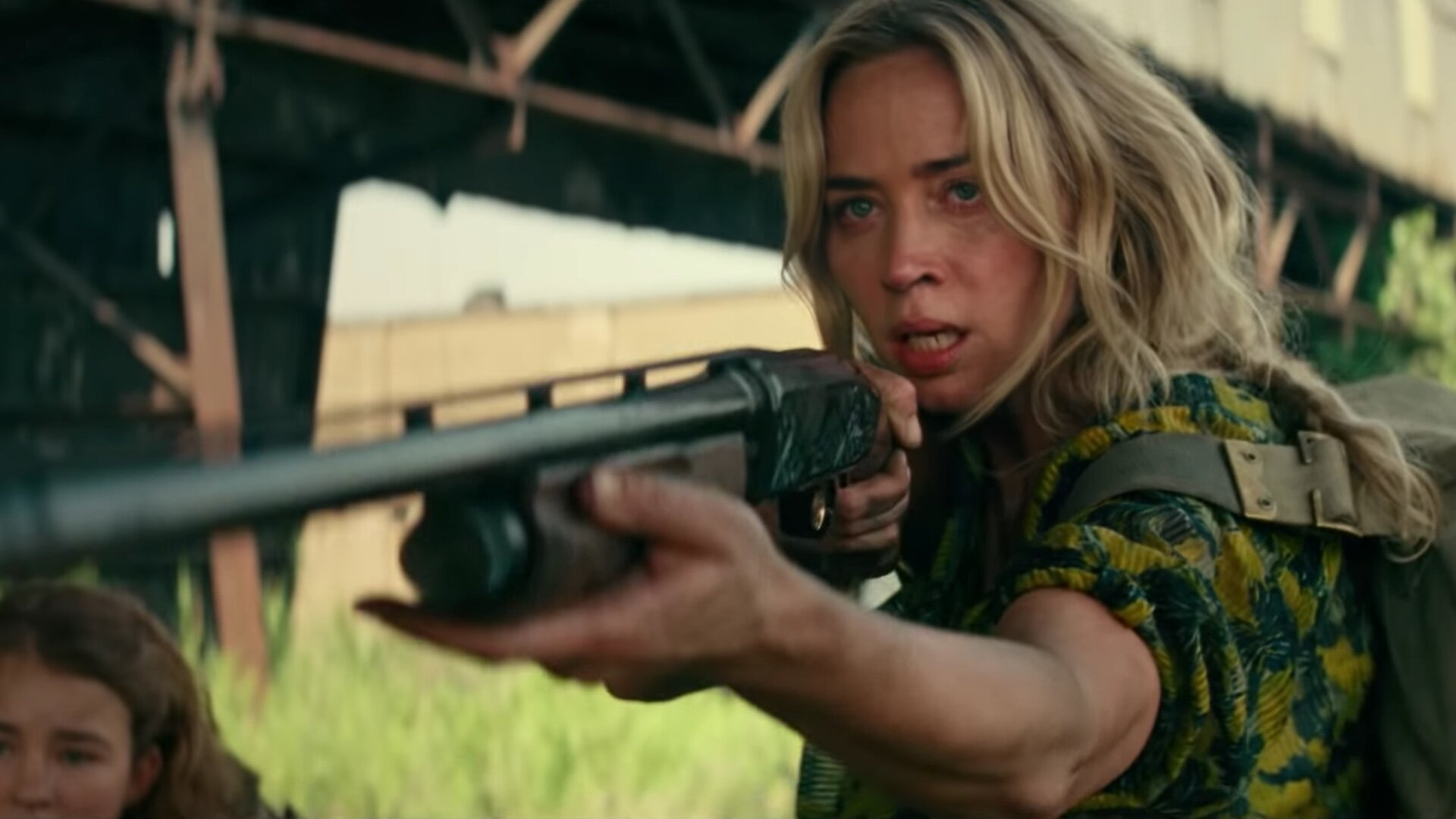 John Krasinski and Emily Blunt are Finally Returning for A Quiet Place Part II