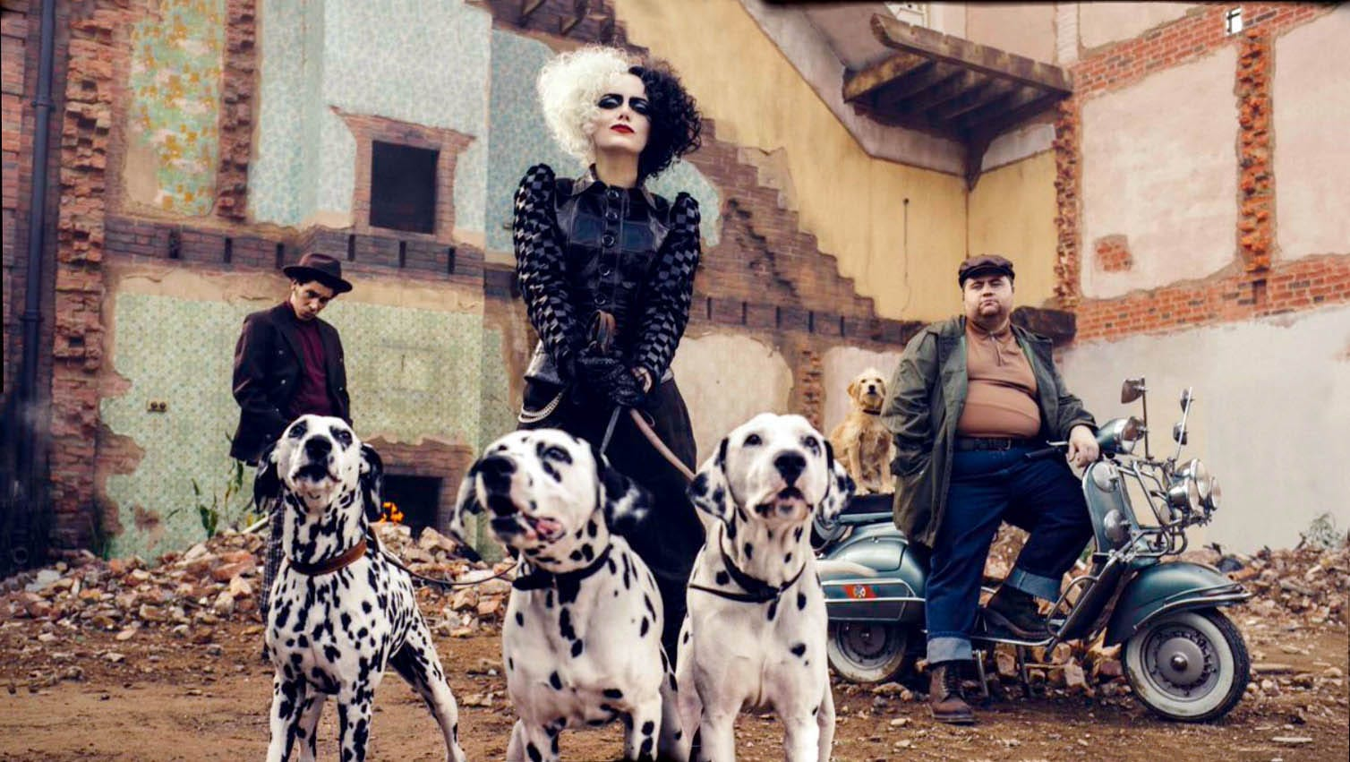 Disney's Villain Cruella's Transformation Can be Seen in New Promotional Clip