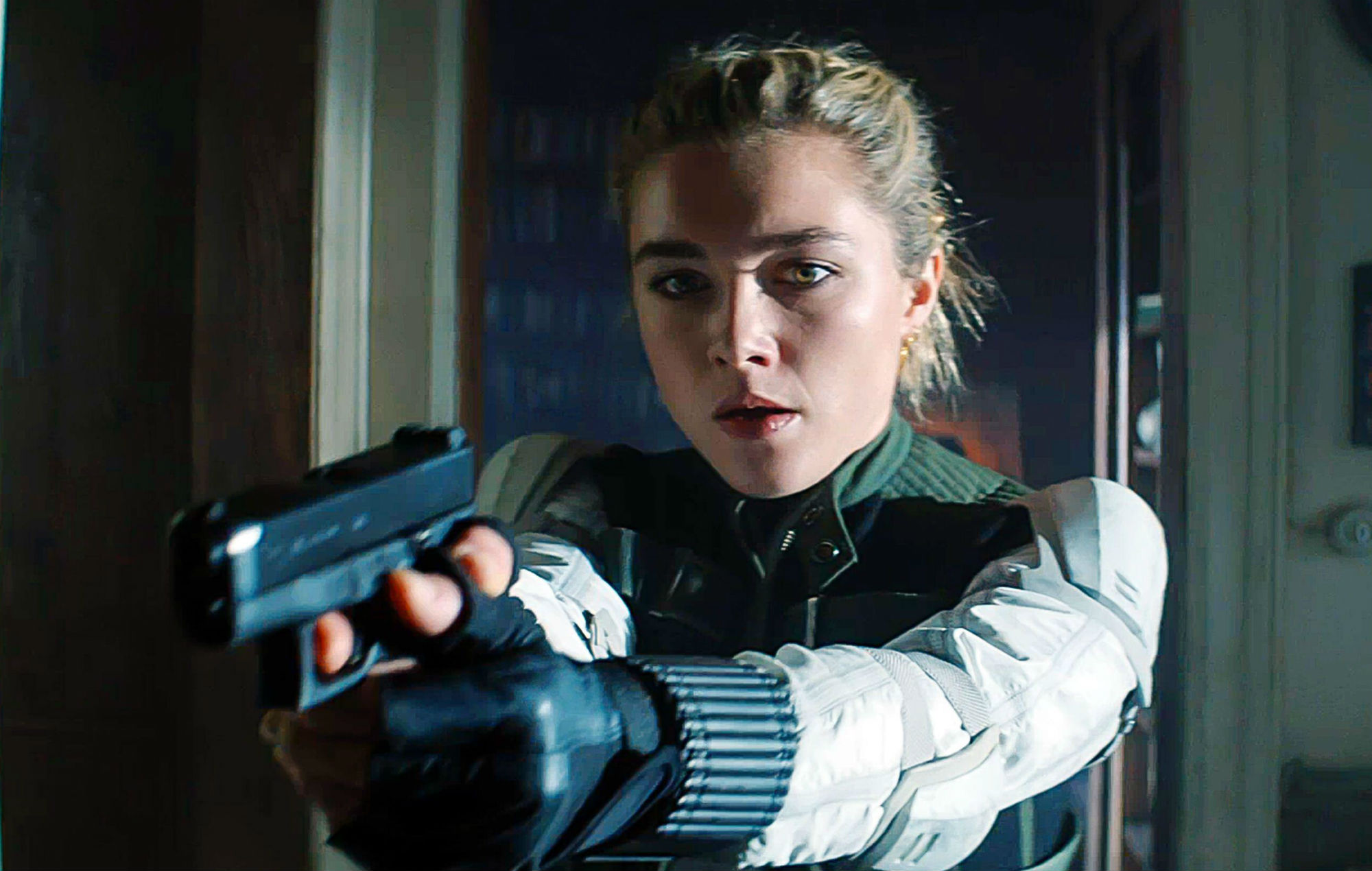 Black Widow Star Florence Pugh's Performance was Praised