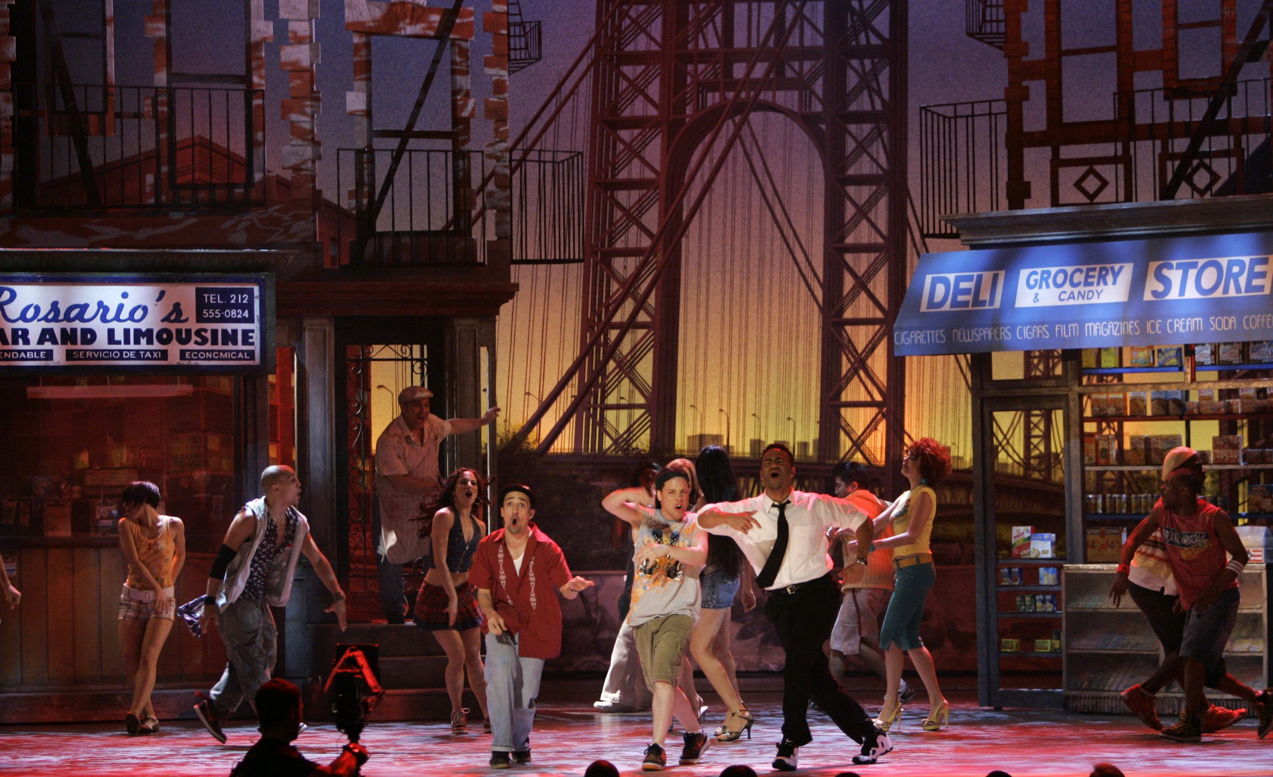 """Warner Bros. Unveiled Latest Look of Upcoming Movie """"In the Heights"""" at Oscars Telecast"""