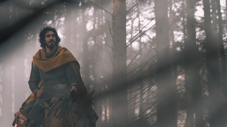 The Green Knight's New Released Images Tease R-Rated Fantasy Film