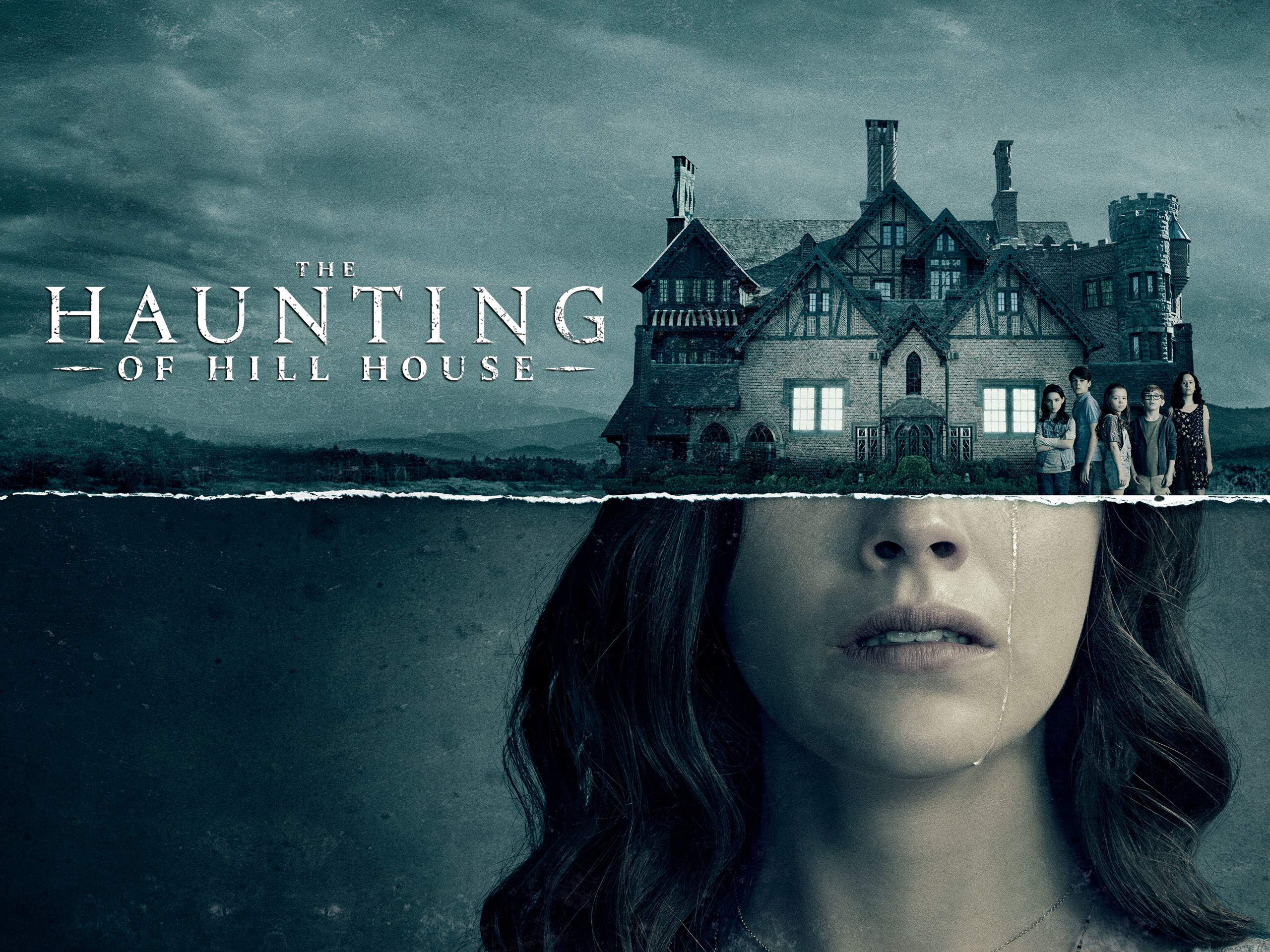 The Hauntings Of Hill House Poster