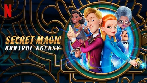 Секретное агентство по контролю магии