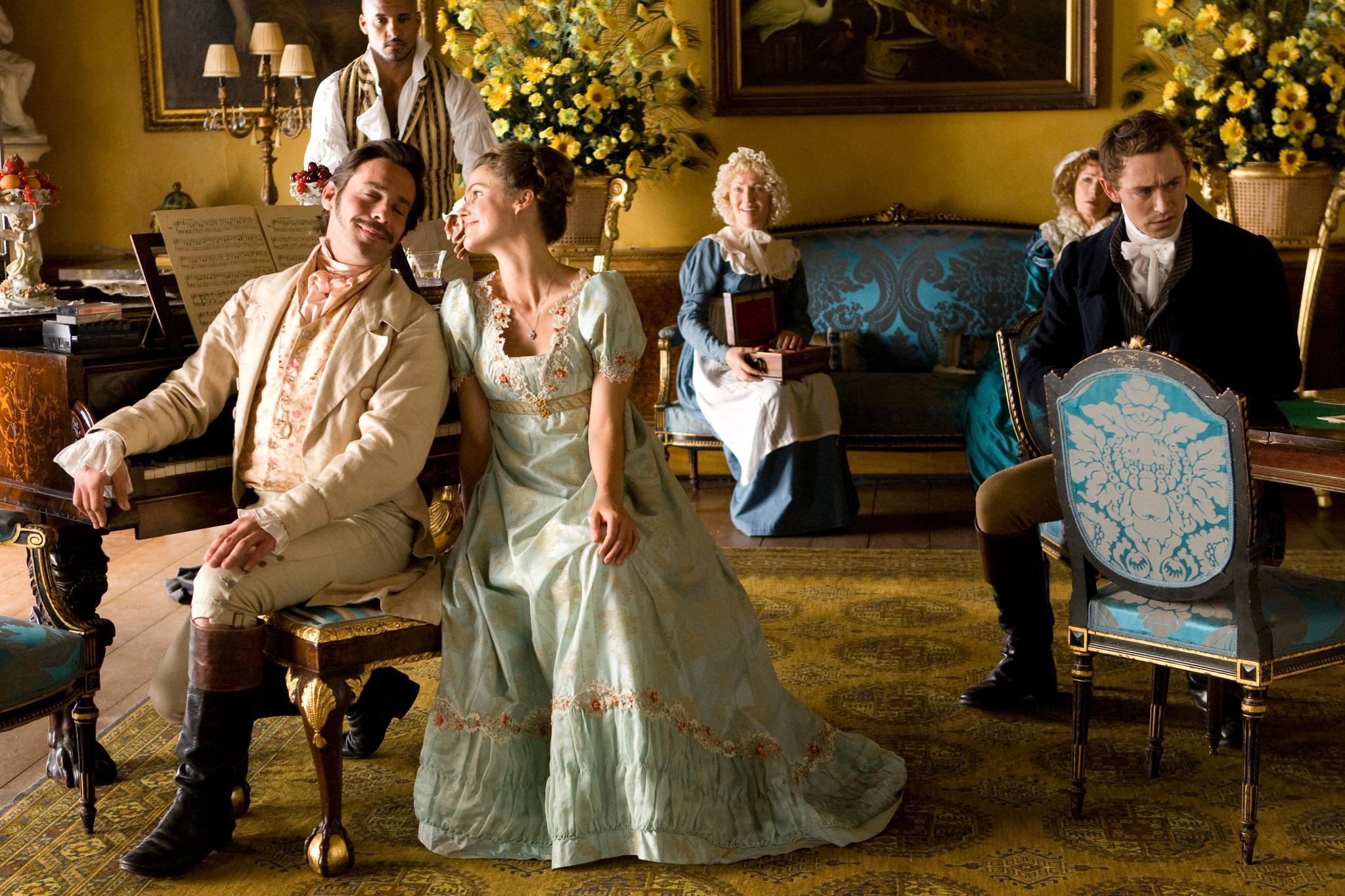 Austenland Movie Scene