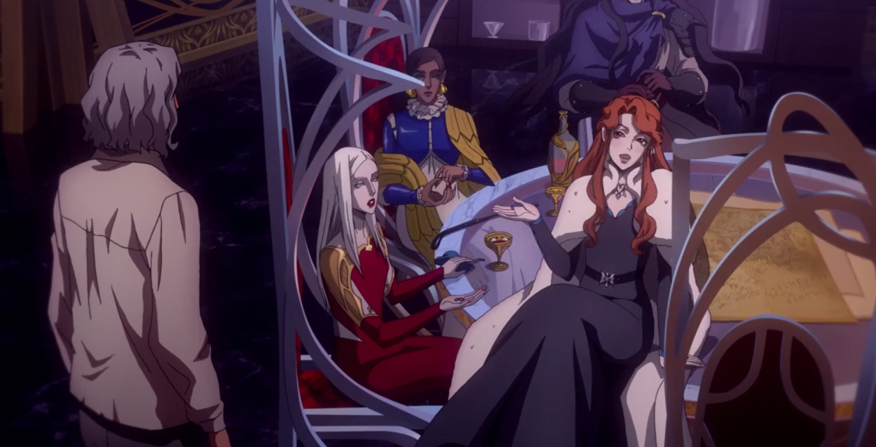 When and What Can We Expect From Castlevania: Season 4