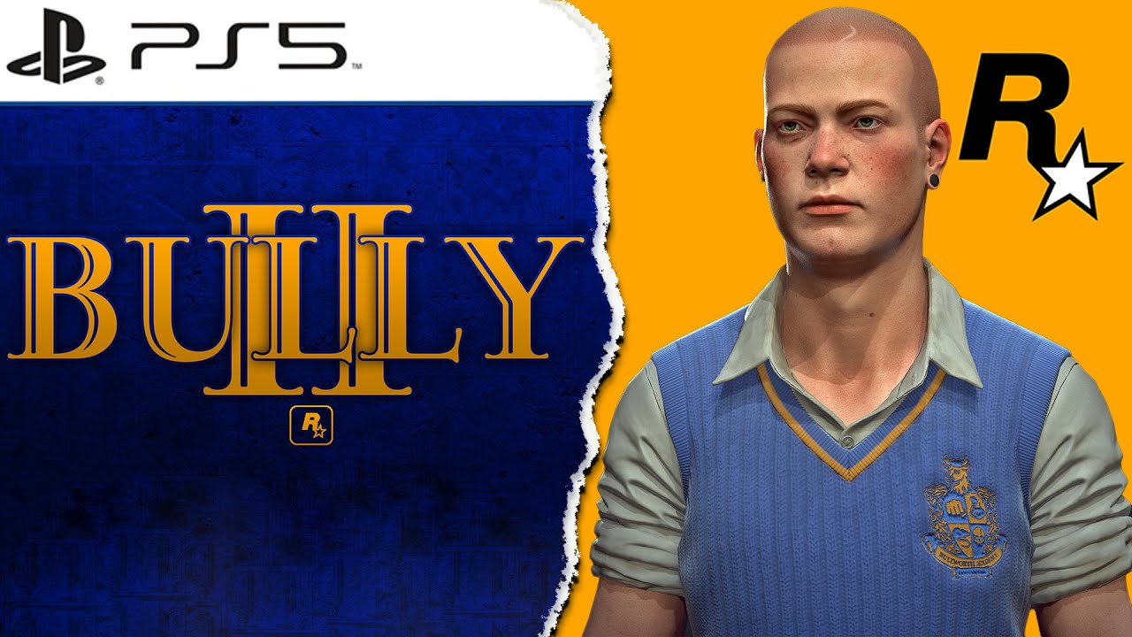 Rockstar May Launch Bully 2 Before GTA 6 Comes Out