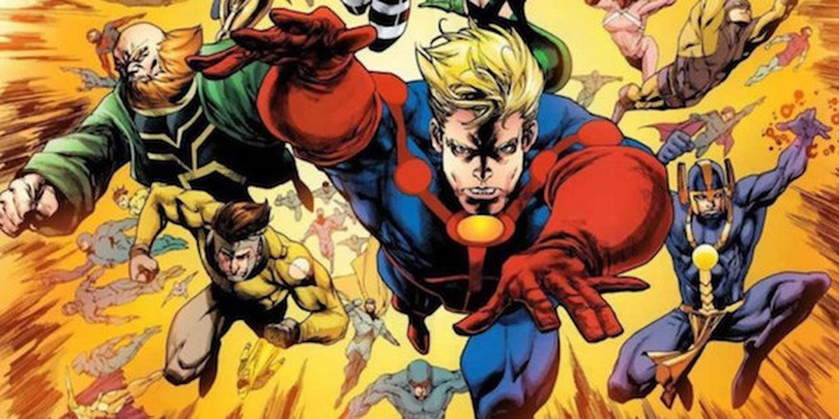 """Who is Going to be Lead in """"The Eternals"""", Reveals Kevin Feige"""