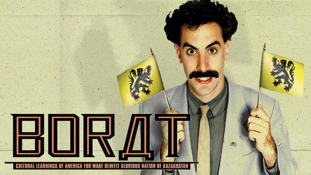 Borat Cultural Learnings of America for Make Benefit Glorious Nation of Kazakhstan (2006)