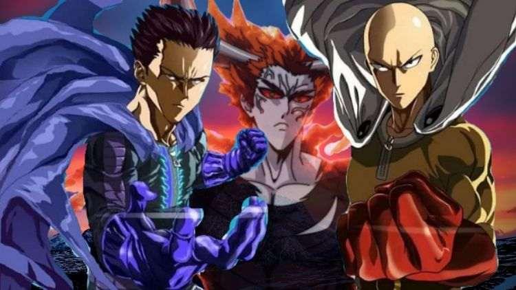 One Punch Man Season 3_1