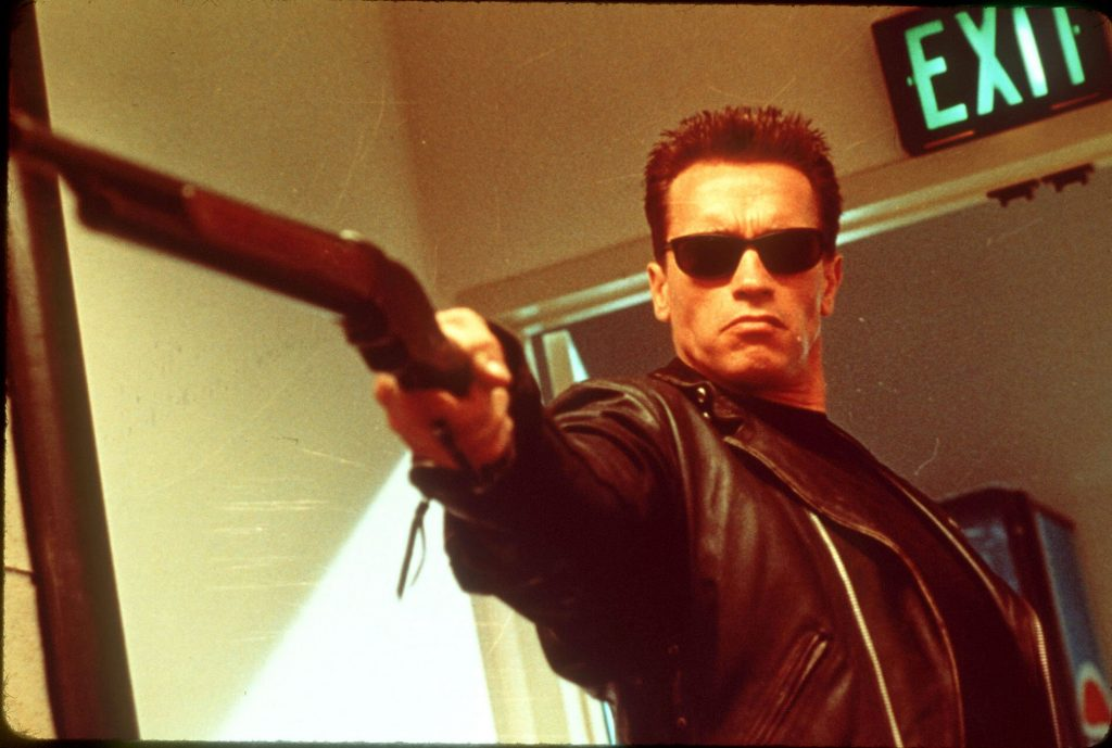 The Terminator 2 Judgement Day