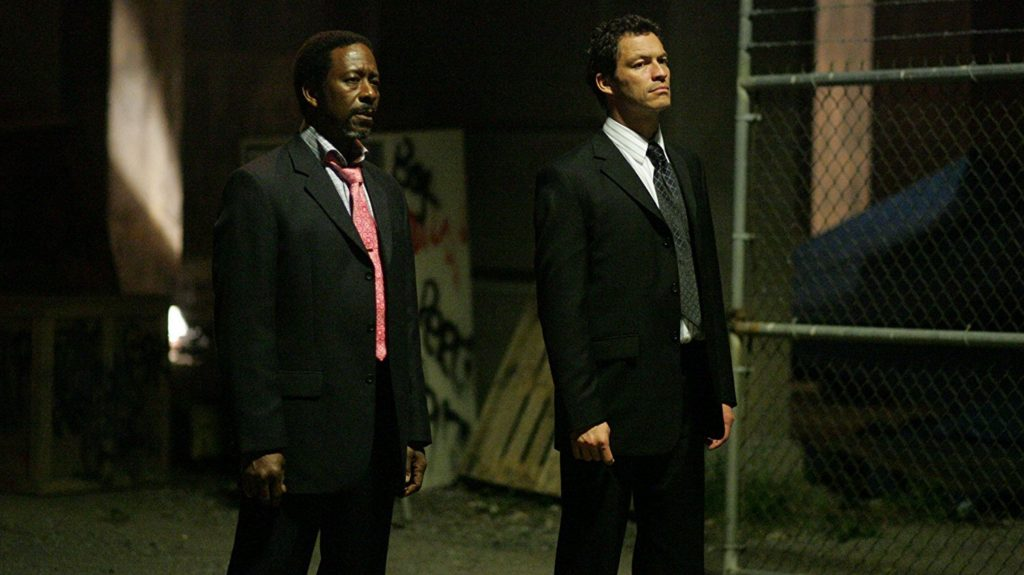 8. The Wire
