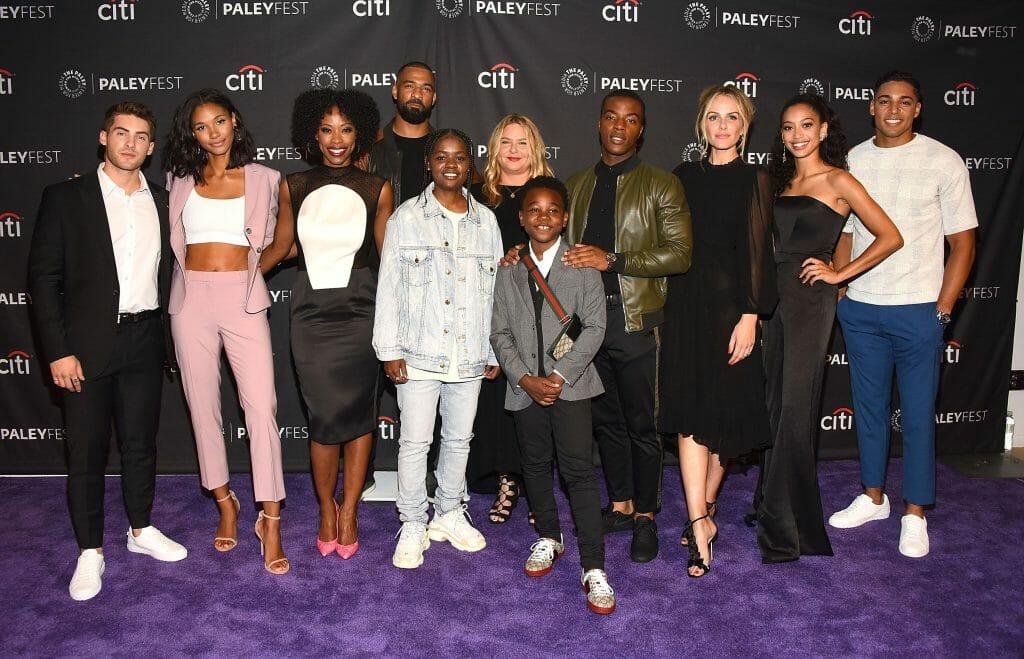 All American Season 4 Cast